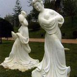 阜新人物雕塑