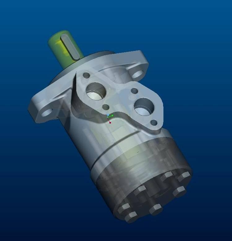 bmr摆线液压马达供应商,浙江bmr摆线液压马达生产商图片