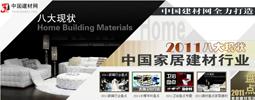 2011年中国家居建材盘点行业八大现状