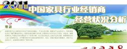 2011中国家具行业经销商经营状况分析