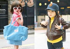 童装也可以时尚又实用